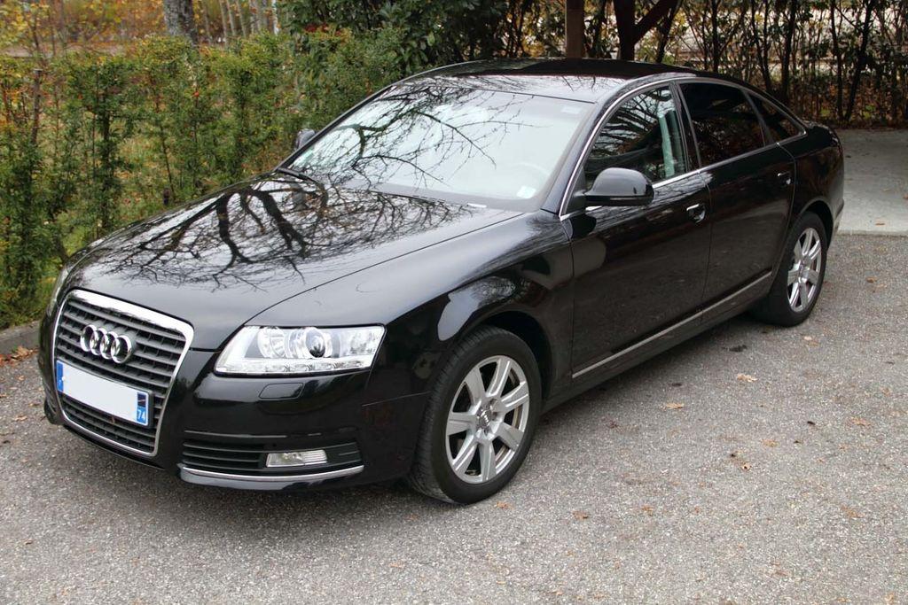 Taxi Reignier-Ésery: Audi