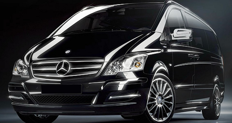 VTC Magny-le-Hongre: Mercedes