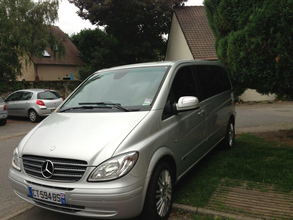 Taxi Villennes-sur-Seine: Mercedes