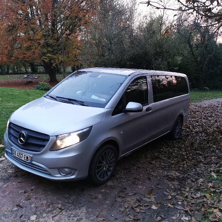 Taxi Bussy-Lettrée: Mercedes