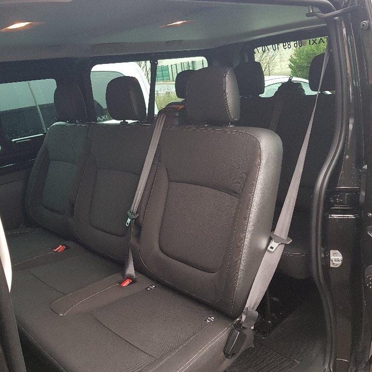 Taxi Bussy-Lettrée: Renault