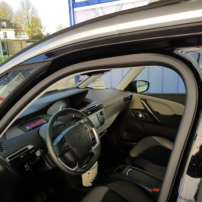 Taxi Bussy-Lettrée: Citroën