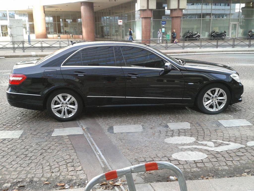 VTC Aulnay-sous-Bois: Mercedes