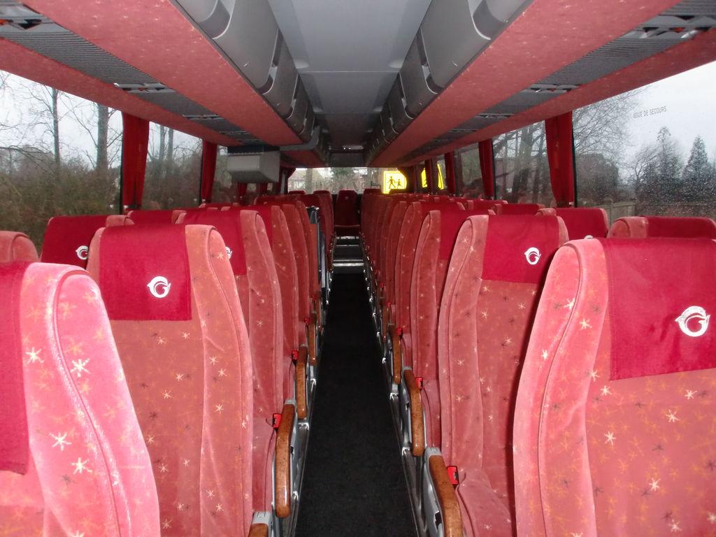 Autocariste Le Crotoy: Irisbus