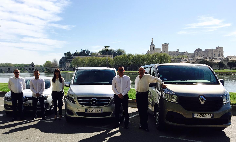 Taxi Avignon: Mercedes