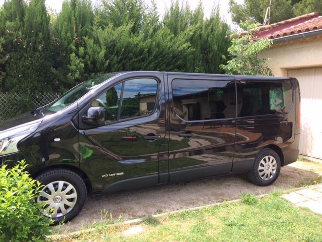Taxi Avignon: Renault