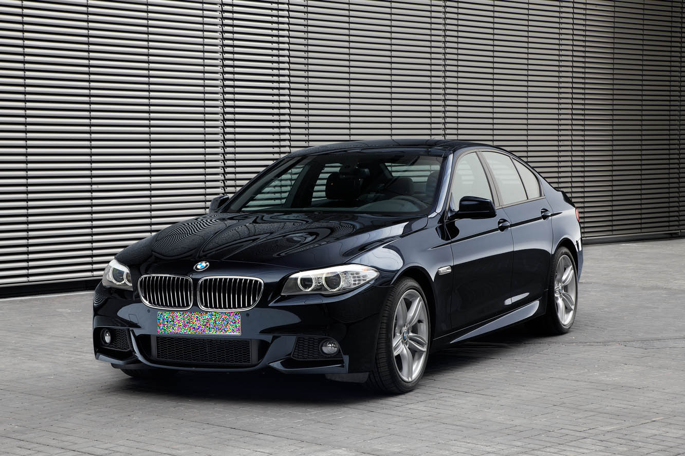 Taxi Montreuil: BMW