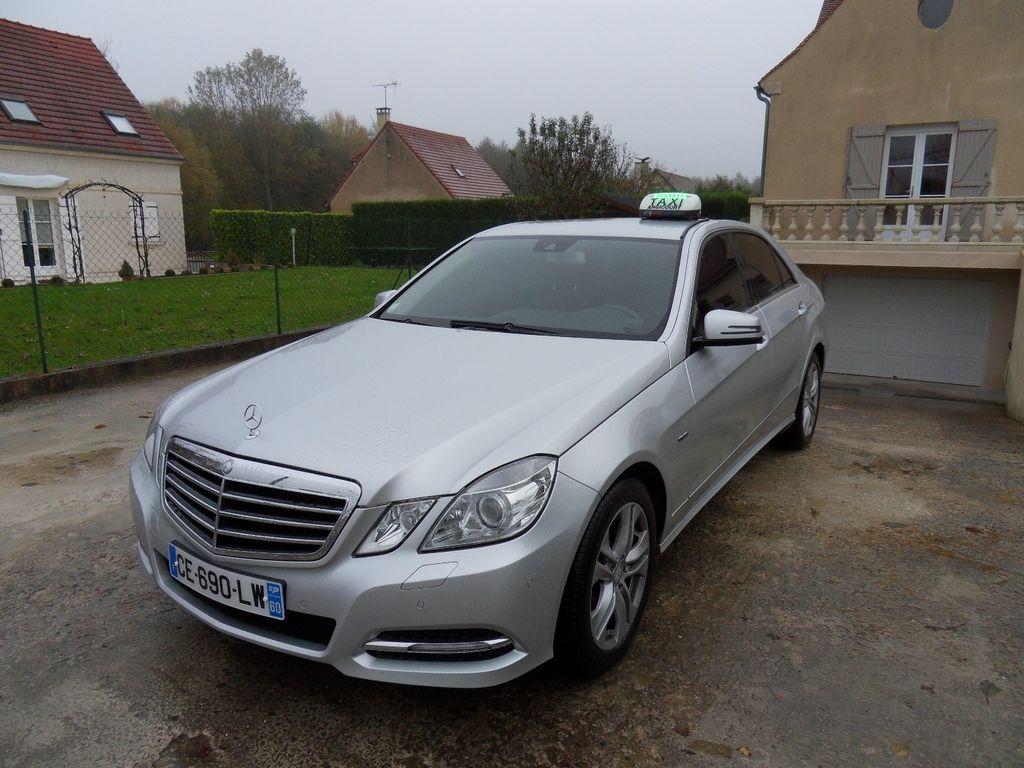 Taxi Angicourt: Mercedes