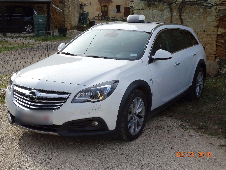 Taxi Gourdon: Opel