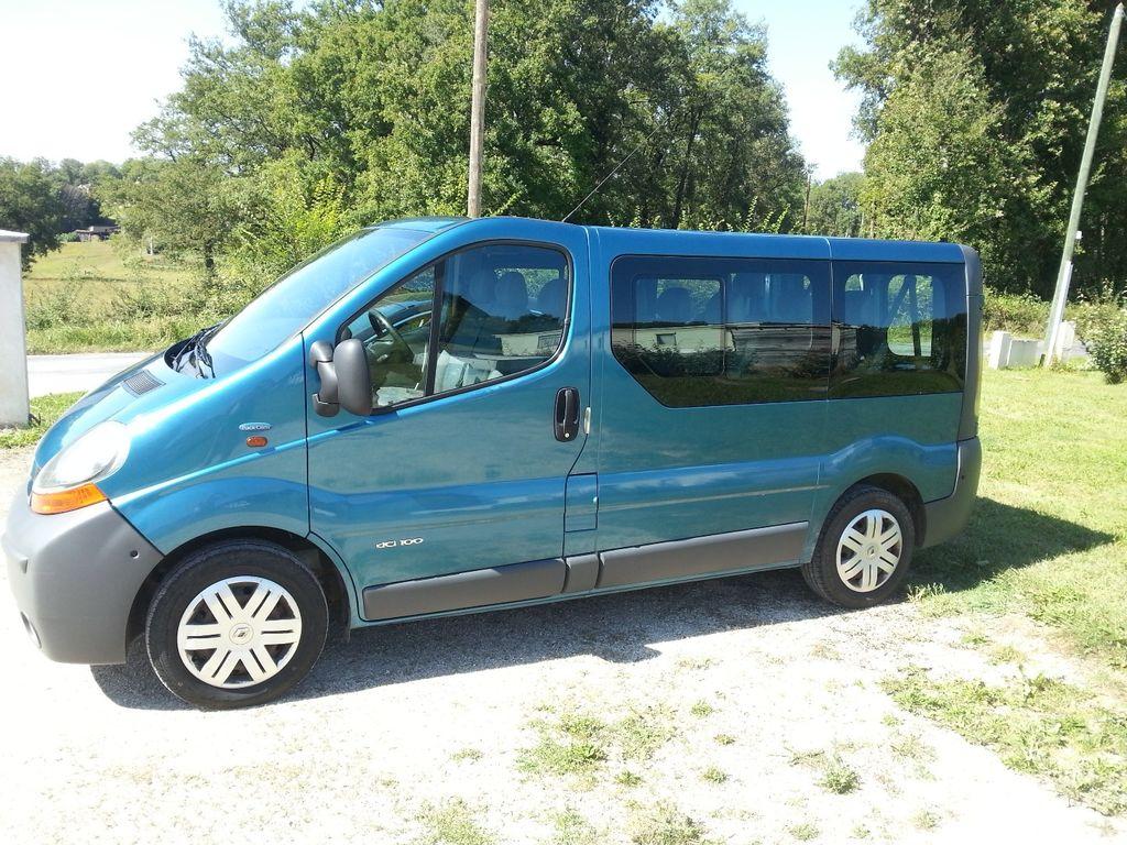 Taxi Gourdon: Renault