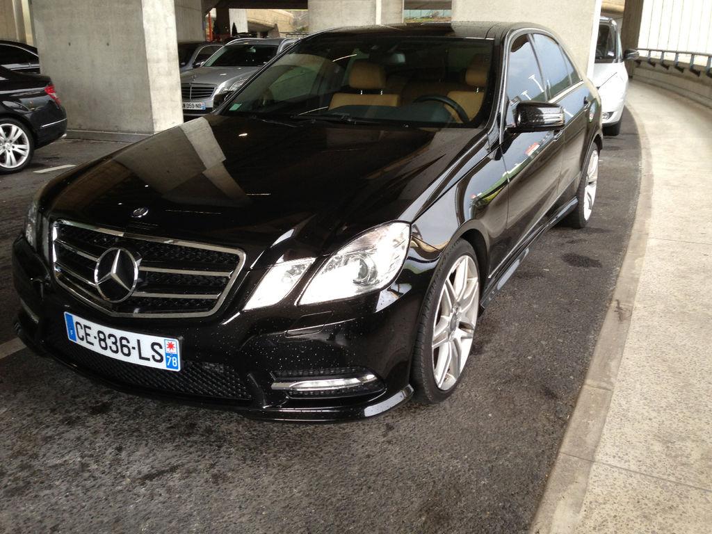 VTC Saint-Germain-en-Laye: Mercedes