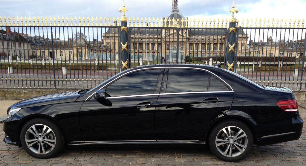 VTC Joinville-le-Pont: Mercedes