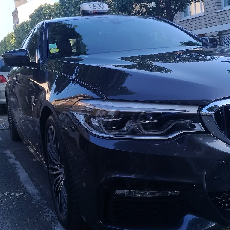 Taxi Maisons-Alfort: BMW