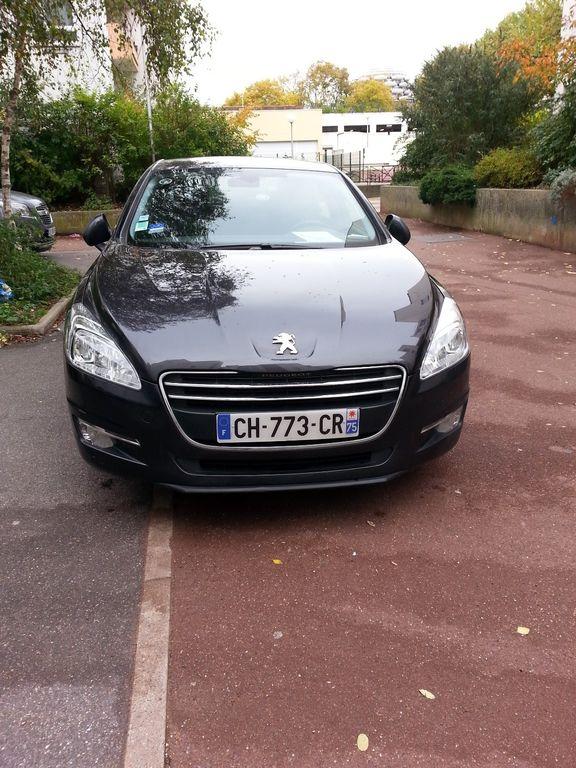 VTC Créteil: Peugeot