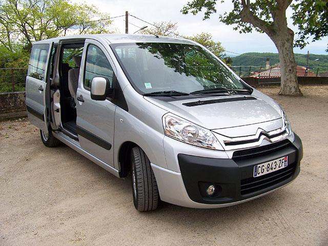 Taxi Lafrançaise: Citroën