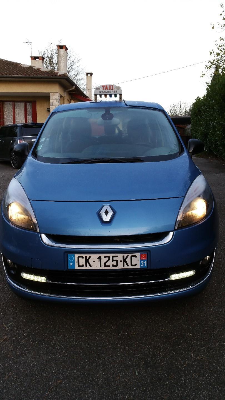 Taxi Fonbeauzard: Renault