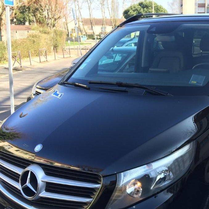 VTC Domont: Mercedes
