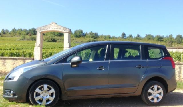 VTC Beaune: Peugeot