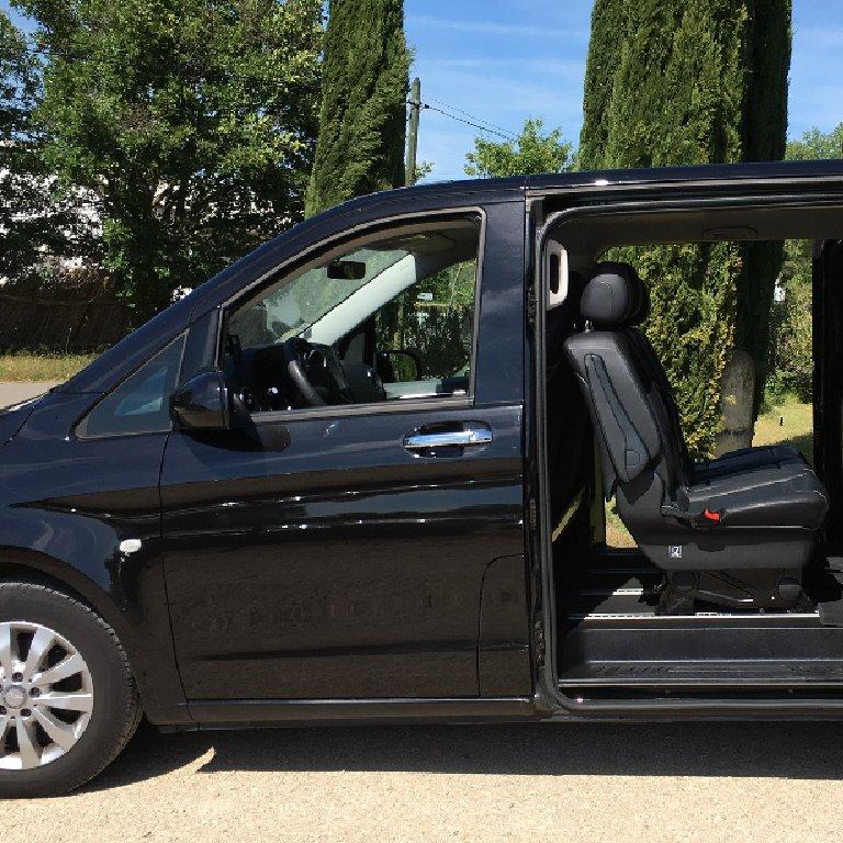 Taxi Mallemort: Volkswagen