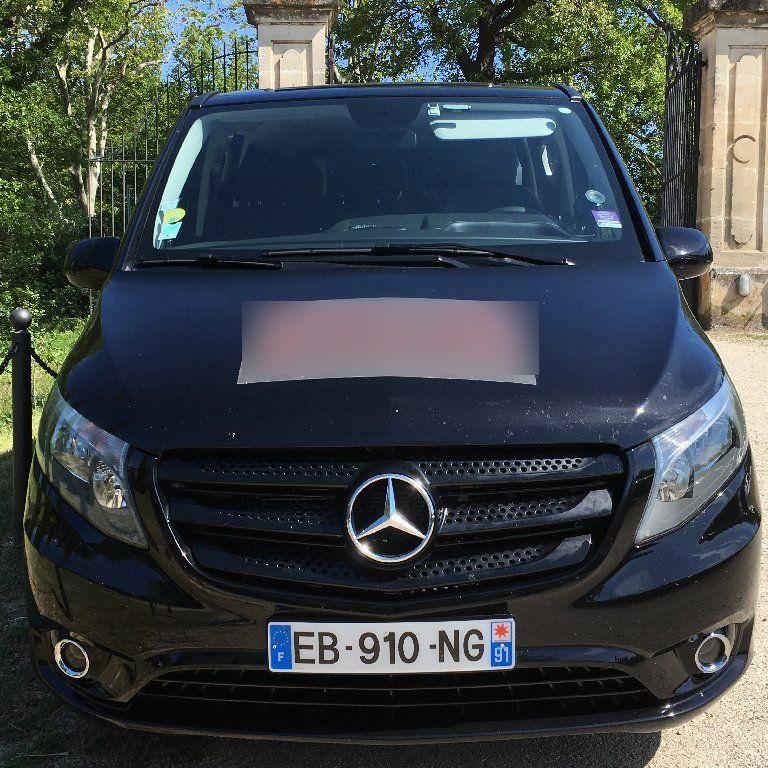 Taxi Mallemort: Mercedes