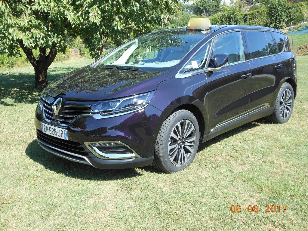 Taxi Évian-les-Bains: Renault
