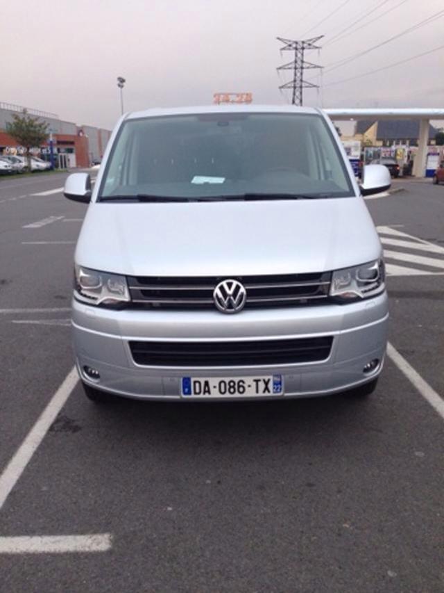 Taxi Dinan: Volkswagen