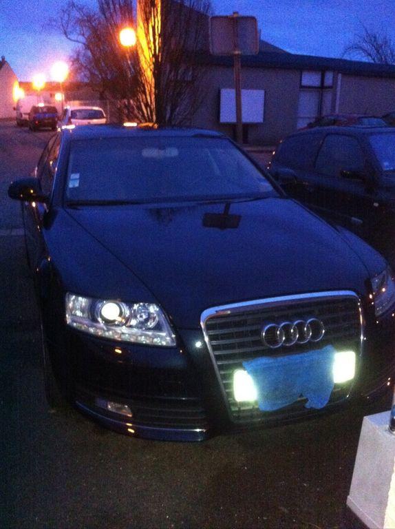 VTC Savigny-le-Temple: Audi