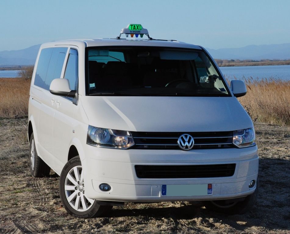 Taxi Saint-Nazaire: Volkswagen