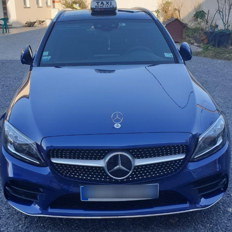 Taxi Bénéjacq: Mercedes