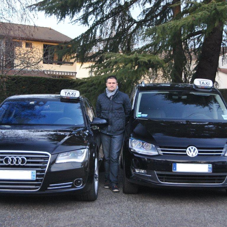 Taxi Lescar: Volkswagen