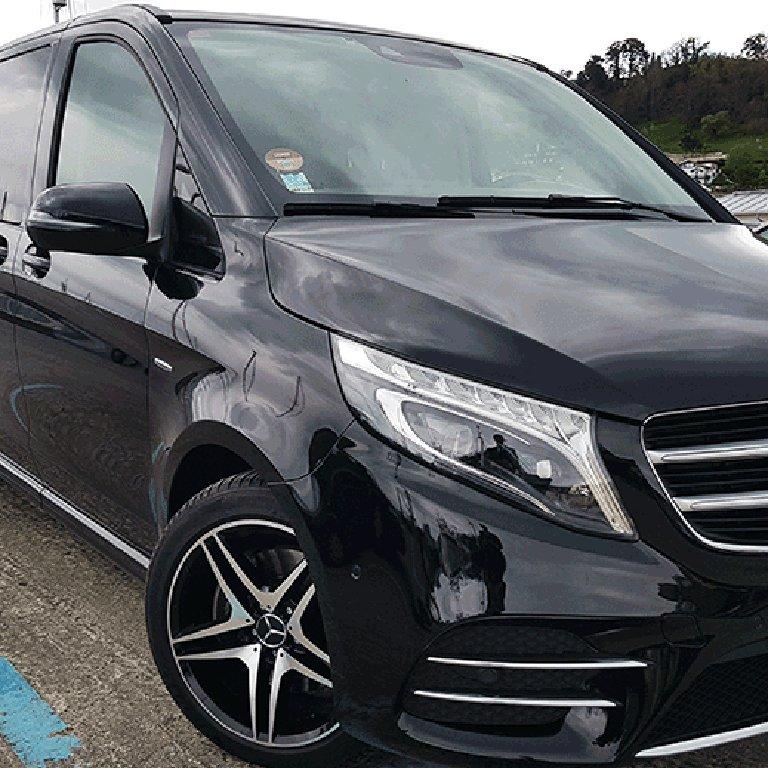 VTC Anglet: Mercedes
