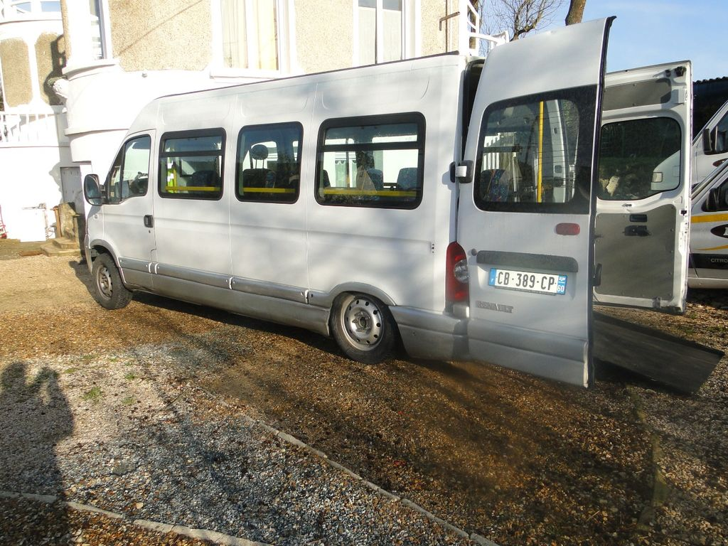 Taxi Crouy-en-Thelle: Renault