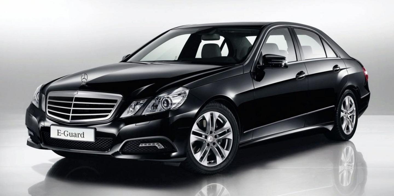 VTC Paris: Mercedes