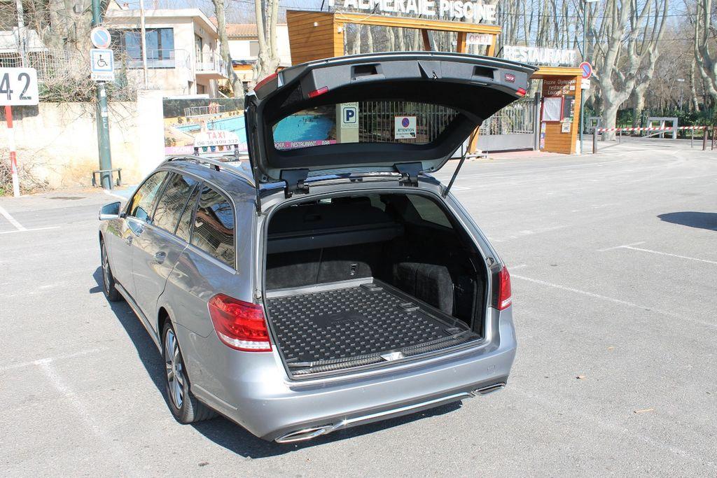 Taxi Cabrières-d'Avignon: Mercedes