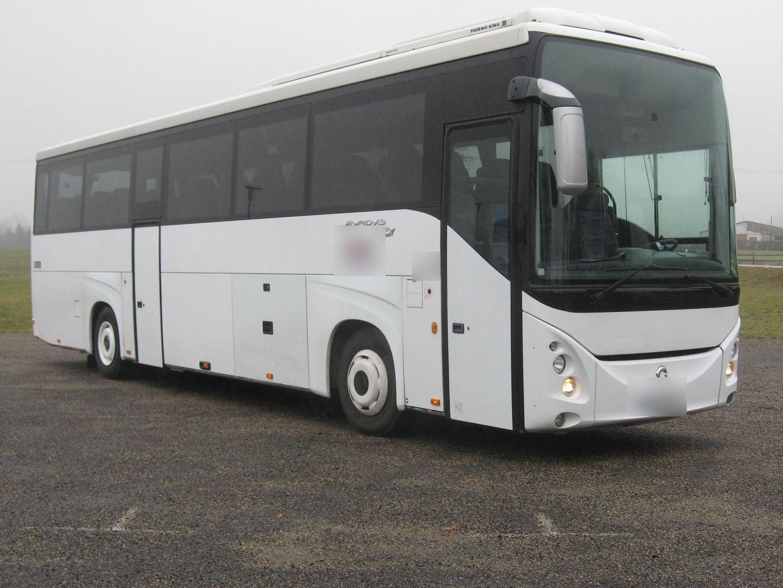 Coach provider Aurillac: Irisbus