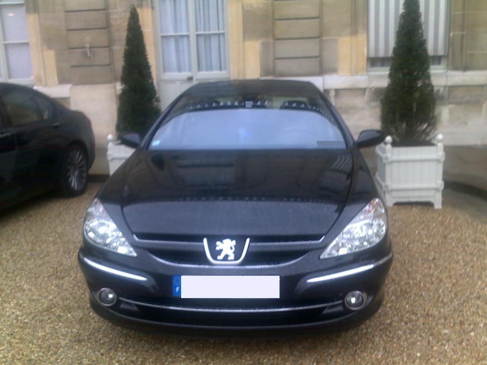VTC Le Cannet: Peugeot