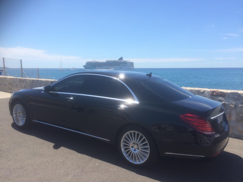 VTC Vallauris: Mercedes