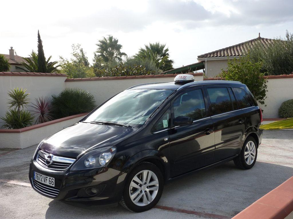 Taxi Perpignan: Opel