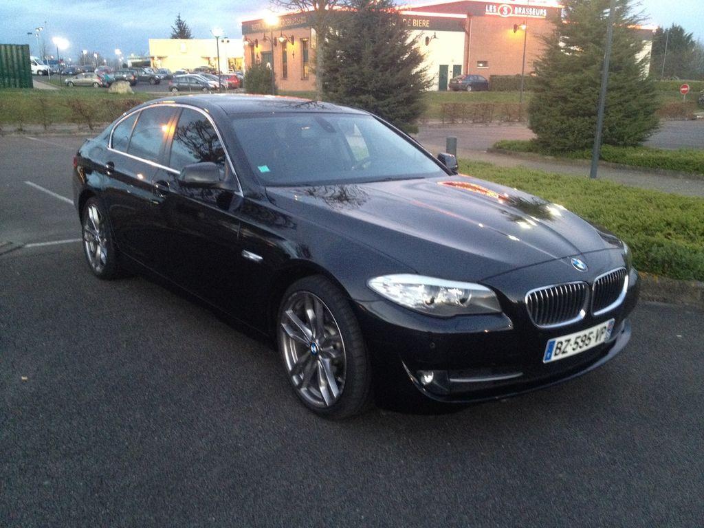 VTC Neuilly-sur-Seine: BMW