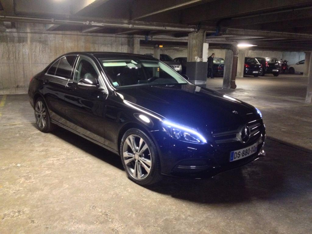 VTC Neuilly-sur-Seine: Mercedes