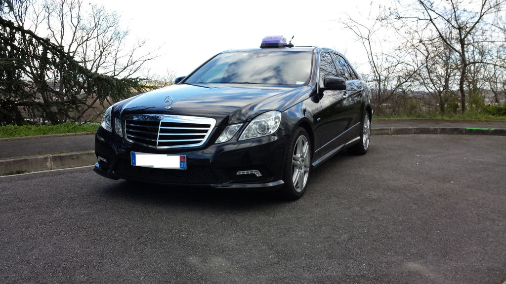 Taxi Toulouse: Mercedes
