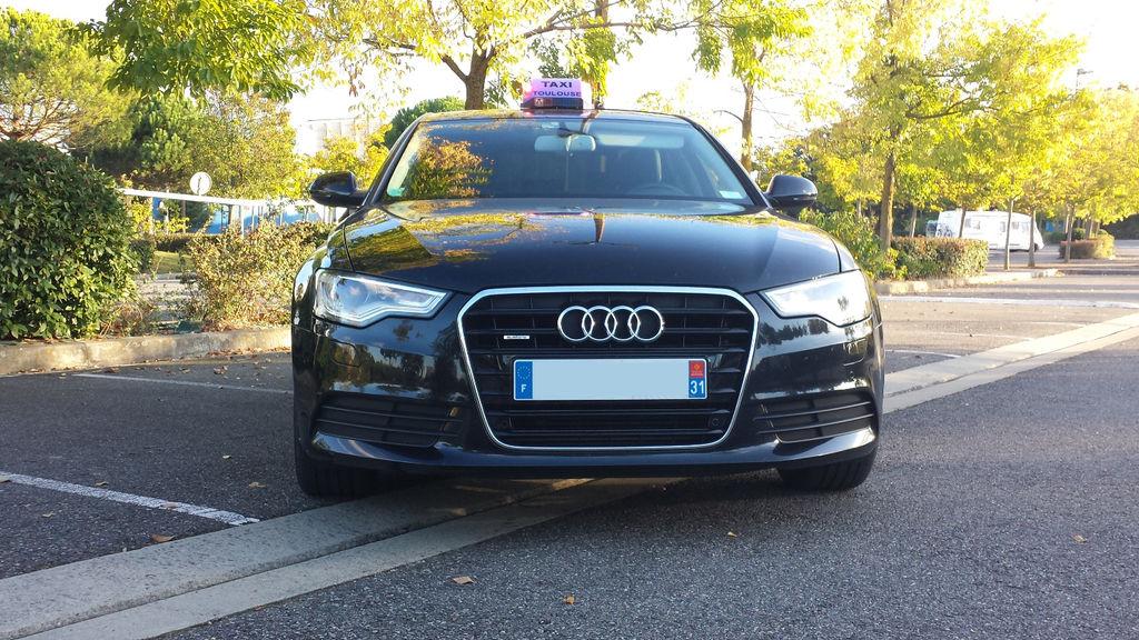 Taxi Toulouse: Audi