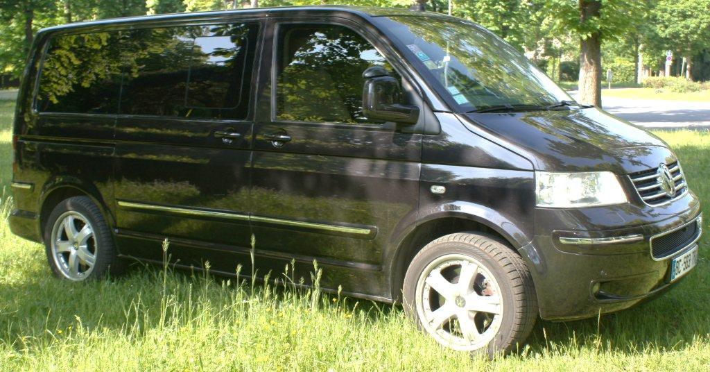 Taxi Villeneuve-la-Garenne: Volkswagen