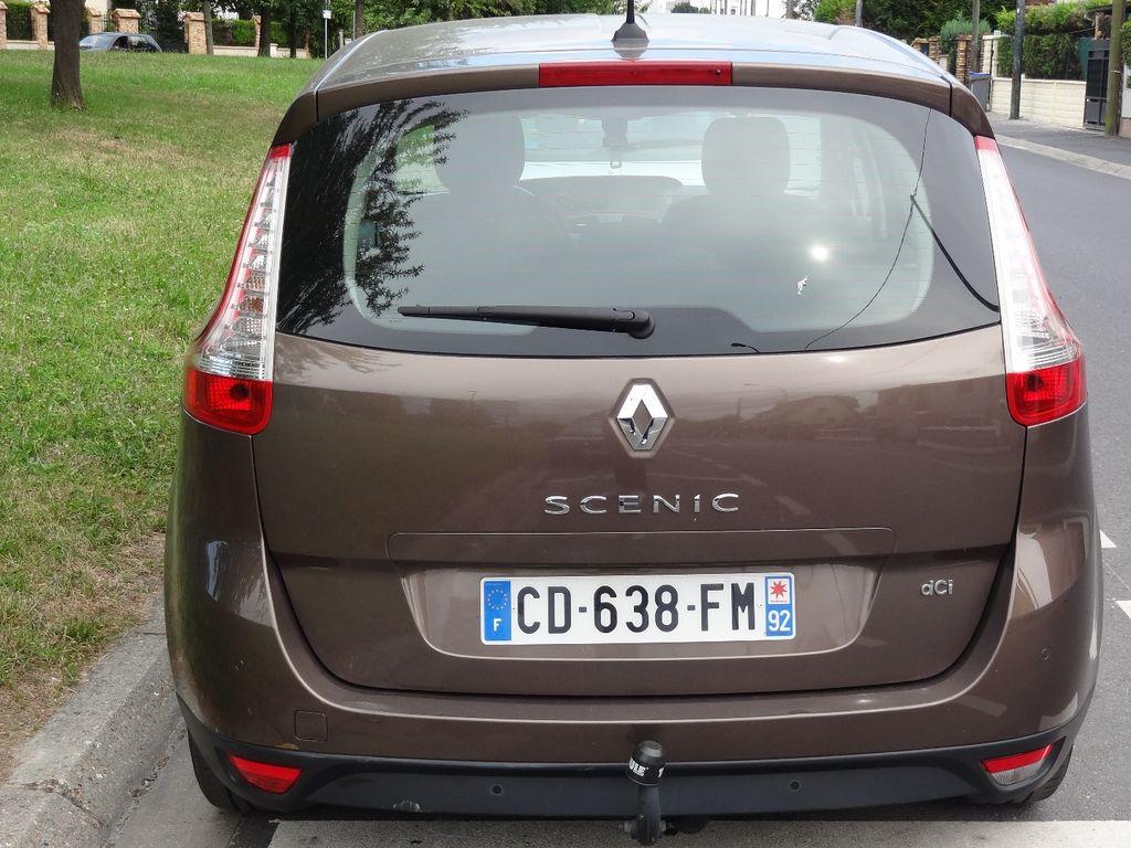 Taxi Villeneuve-la-Garenne: Renault