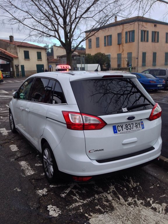 Taxi Marseille: Ford