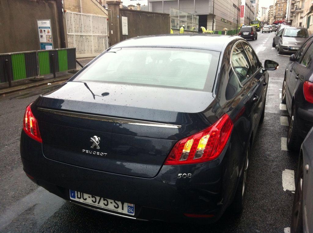 VTC Maisons-Alfort: Peugeot