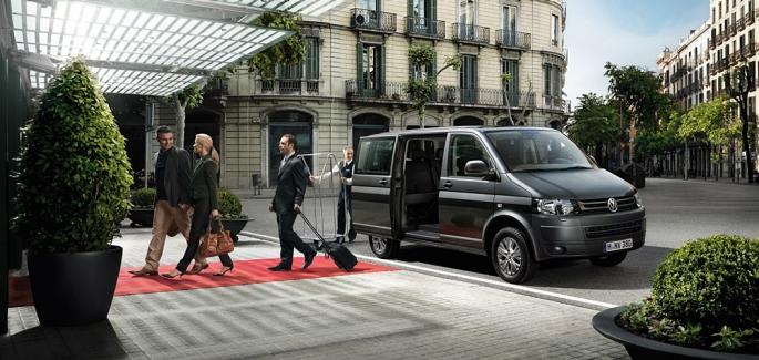 Taxi Nice: Volkswagen