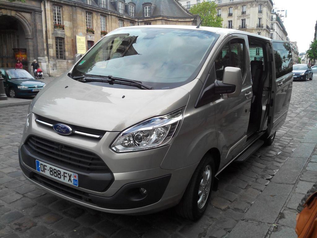 VTC Villiers-sur-Marne: Ford