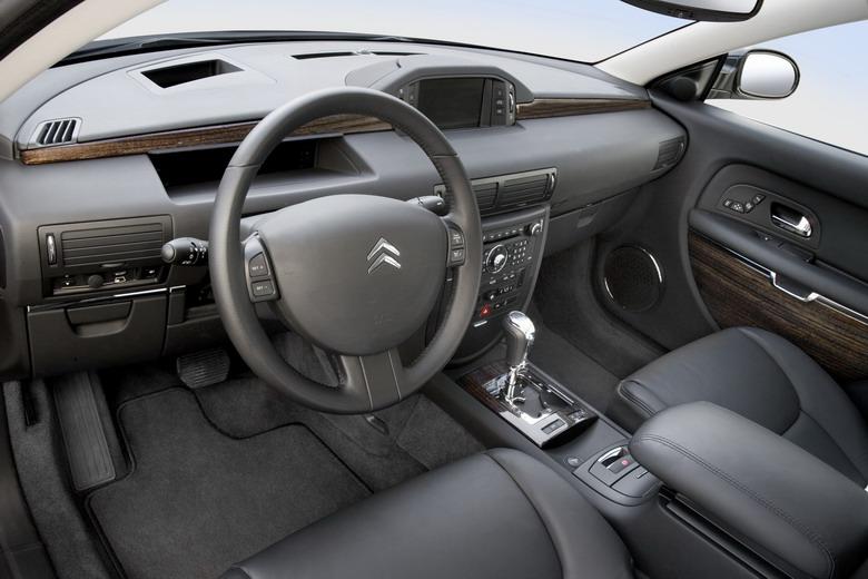 VTC Paris: Citroën