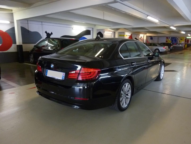 VTC Paris: BMW